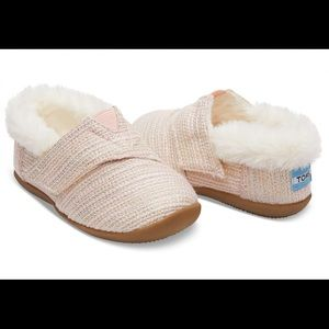 Toms toddler house slippers